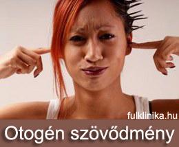 Fülszövődmény,  agytályog